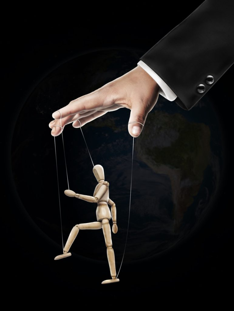 manipulieren