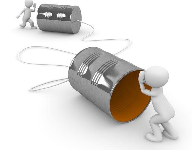 richtig kommunizieren